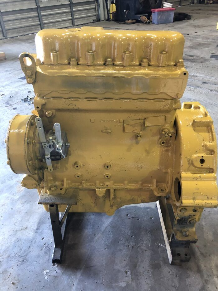 VRG220 Exchange engine A42